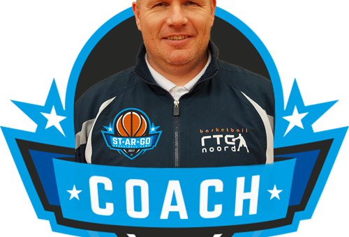 Onze coaching staff wordt uitgebreid en versterkt met een nieuwe coach!