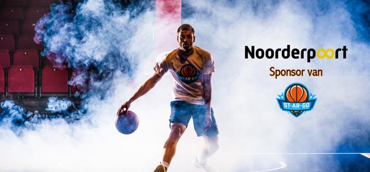 Noorderpoort sponsor van het Stargo Basketball Camp